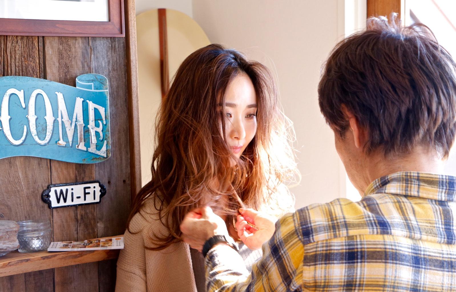 府中、調布、美容院/ショートヘアが得意なフリンジ染谷正のブログ
